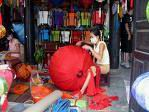 Lantern-making in Hoi An